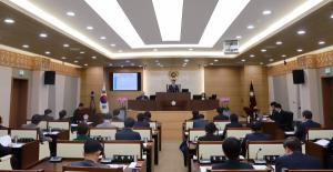 평택시의회, 제 210회  제2차 정례회 본회의 개최