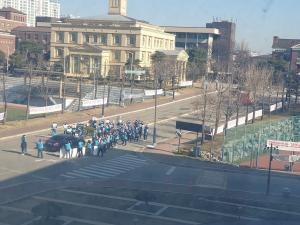 평택대학교,  직원 노동조합의 파업에 대한 법인의 입장문 발표