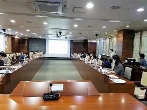 오산시 어린이보호구역 보행안전 확보방안 연구 착수보고회